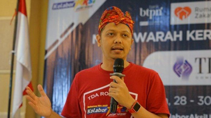 Hasil Audiensi Komunitas Tangan Di Atas Bersama Wakil Ketua MPR, UMKM Indonesia Harus Bersatu