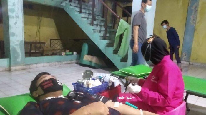 HMI Tangerang Raya Gelar Donor Darah Kemanusiaan