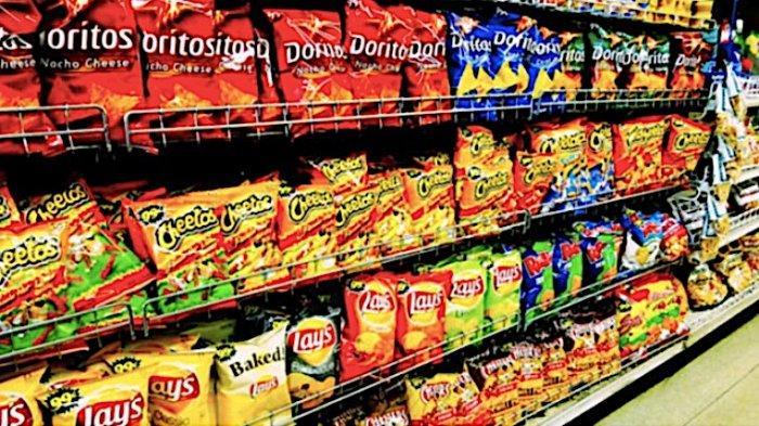 Keripik Doritos, Lays dan Cheetos Bakal Tidak Ada Lagi di Indonesia 18 Agustus 2021, Ini Alasannya