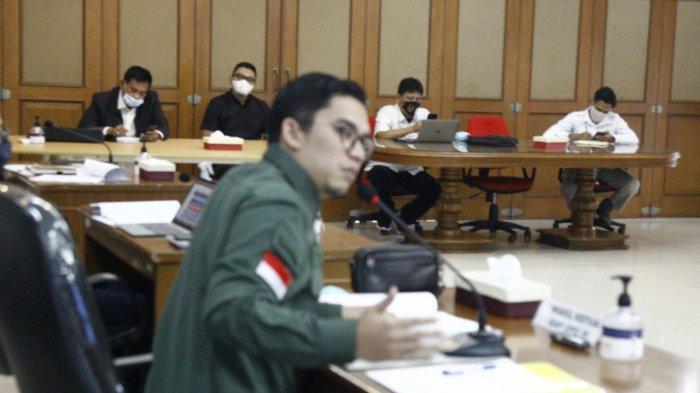 Wakil Ketua BAP DPD RI Edwin Pratama Putra.