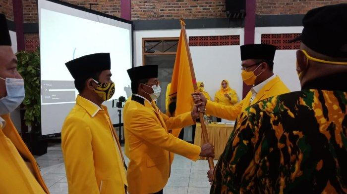Sachrudin Resmi Nakhodai Golkar Kota Tangerang Hingga 2025