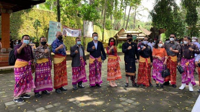 Kunker di Gianyar Bali, Komite I DPD RI: Perlu Ada Peningkatan Dana Desa dan Anggaran Aparatur Desa