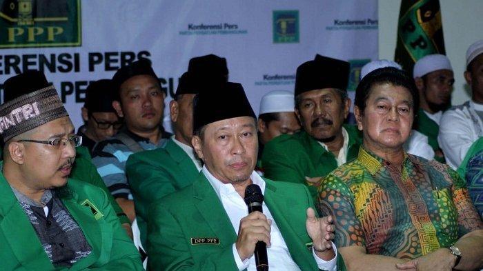 Di Kantor DPP PPP, Putra Mbah Moen Pimpin Doa Agar Prabowo Jadi Pemimpin
