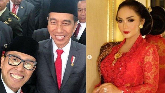 Gaya 5 Selebriti Saat Dilantik Jadi Angota DPR,  Minta Maaf Hingga Foto dengan Jokowi