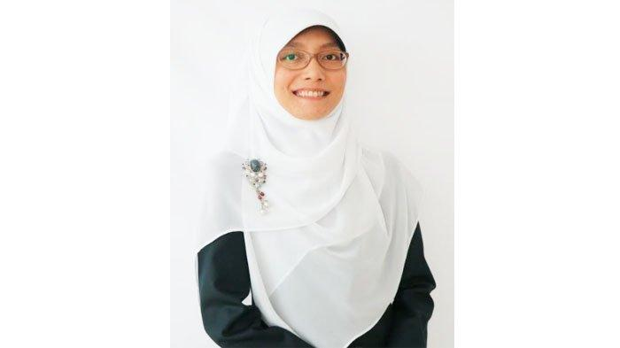 Ketua Panitia Khusus Pembahas Raperda tentang Santunan Kematian, Anna Mariam Fadhillah.