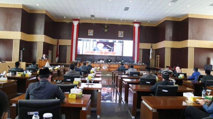 Masa Sidang ke Dua Tahun Sidang 2021, DPRD Kota Bogor Akan Bahas Tiga Raperda
