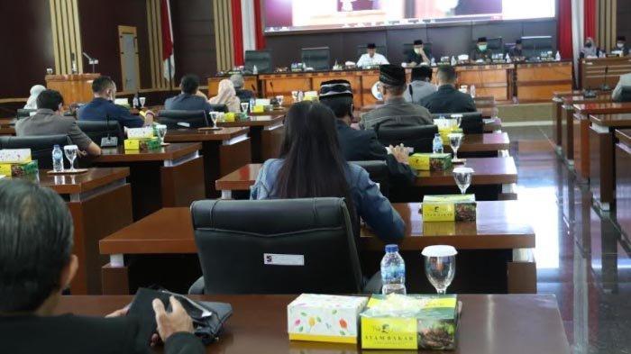 Hasil Reses KesatuTahunSidang 2020, DPRD Terima2.016 Permohonan Warga