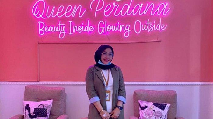 Dian Kristiani Perkenalkan Klinik Queen Perdana The Beauty Bar, Didukung Para Pemain Ikatan Cinta