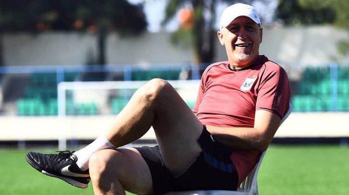 Pelatih Dragan Djukanovic Ingin Pemain Asing PSIS Bisa Kembali Jelang Tampil di Liga 1 2021