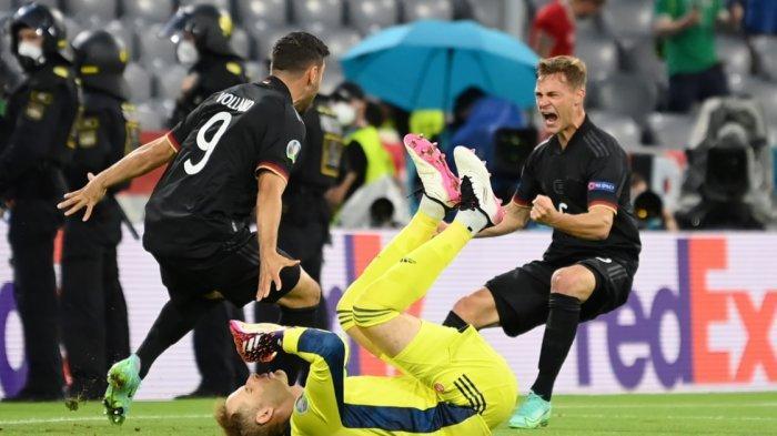 Prancis dan Jerman Lolos ke Babak 16 Besar, Prancis Tahan Portugal 2-2, Jerman Nyaris Tersingkir