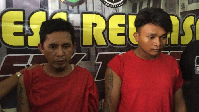 VIDEO: Dua Bersaudara Pengedar Uang Palsu Dibekuk Polsek Tambun