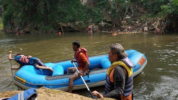 2 Bocah Hilang di Sungai Ciliwung Depok Sejak Siang