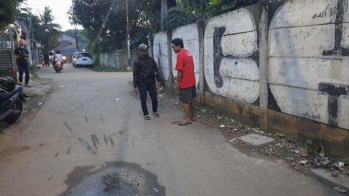 Warga Tangkap Dua Pelaku Maling Motor Saat Lari ke Jalan Buntu di Tangsel -  Warta Kota