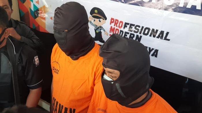 Dua Pria Gunakan Motor NMax Jambret Tas di Bekasi Utara Diringkus Polisi