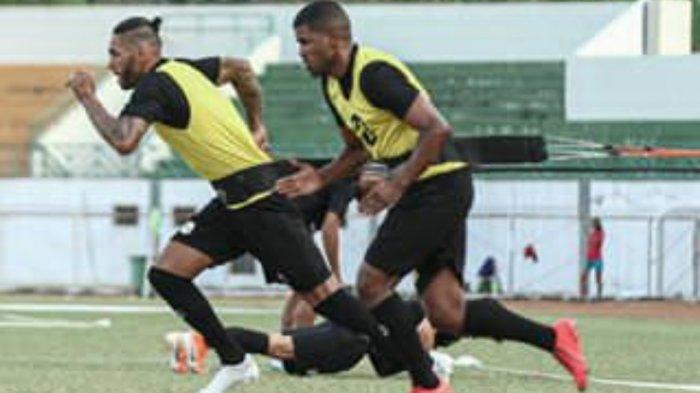 Pelatih Barito Putera Djajang Nurjaman Seleksi Dua pemain Asing Asal Brasil