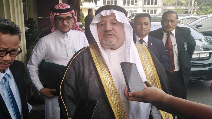 Arab Saudi dan Indonesia Negosiasi Pemulangan Rizieq Shihab, Mahfud MD Tak Terlibat
