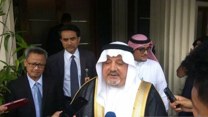 BONGKAR Soal Habib Rizieq Shihab, Dubes Arab Saudi: Ada Negosiasi oleh Otoritas Indonesia-Saudi