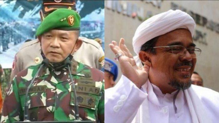 Adakah Peluang Pertemuan antara Pangdam Jaya dengan Habib Rizieq Shihab? Ini Kata Dudung Abdurachman