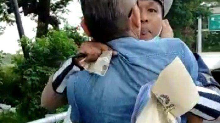 Identitas Sudah Dikantongi, Polisi Buru Pria yang Tantang Polisi Duel di Tol Angke 2