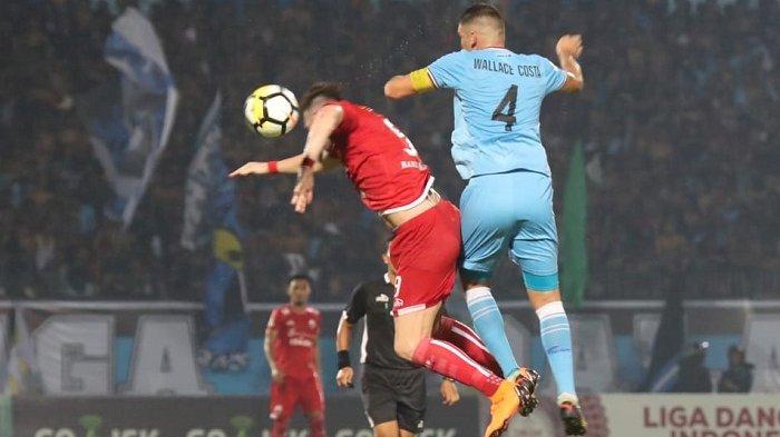 VIDEO: Gol Kontroversi ala Maradona ke Gawang Persija, Pakai Kepala atau Tangan?