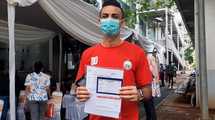Bek Persija Jakarta Otavio Dutra Tidak Menjadikan Gol Sebagai Target Utama di Kompetisi Liga 1 2021