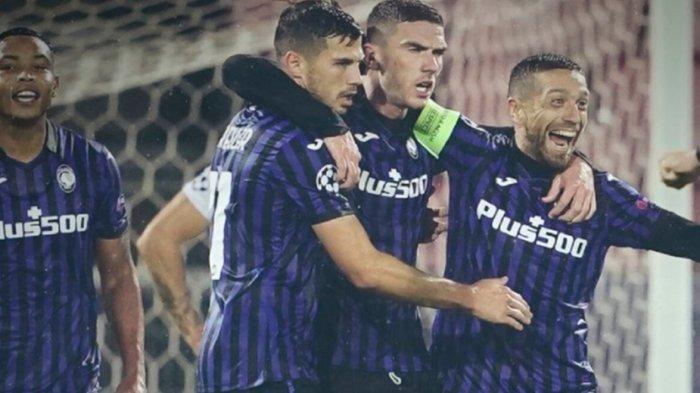 Atalanta Lolos ke Babak Final Coppa Italia Setelah Kalahkan Napoli 3-1, Atalanta Tantang Juventus