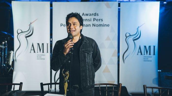 AMI Awards 2021 Siap Digelar, Dwiki Dharmawan: Lebih 1.500 Lagu Didaftarkan dan Sudah Teregistrasi