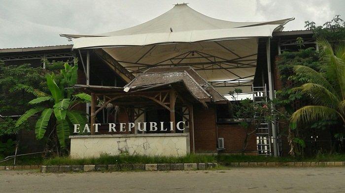 Sepi Pengunjung, Destinasi Wisata Kuliner Terbesar Eat Republic Bangkrut