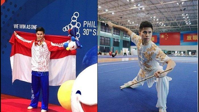 Janji Edgar Marvelo Persembahkan Medali Emas di SEA Games 2019: Pasti Papa Bangga