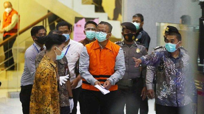 Edhy Prabowo Mundur dari Menteri KKP dan Minta Maaf ke Gerindra, Ditetapkan sebagai Tersangka