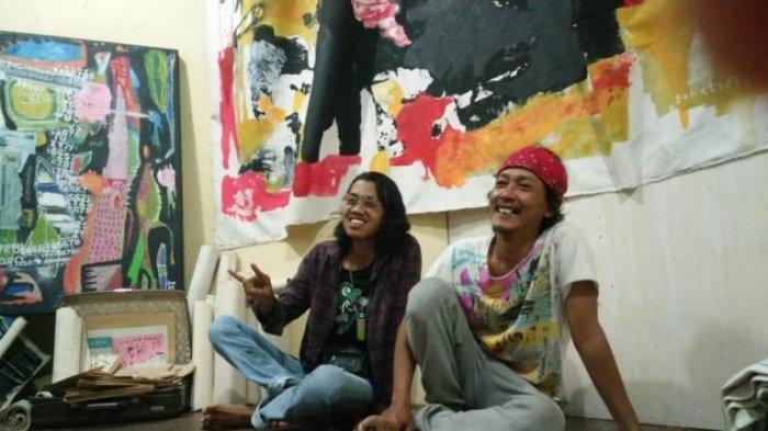 Bimasena Artspace Dibuka di Kota Serang, Edi Bonetski Gelar Pameran Tunggal 'Before Half'