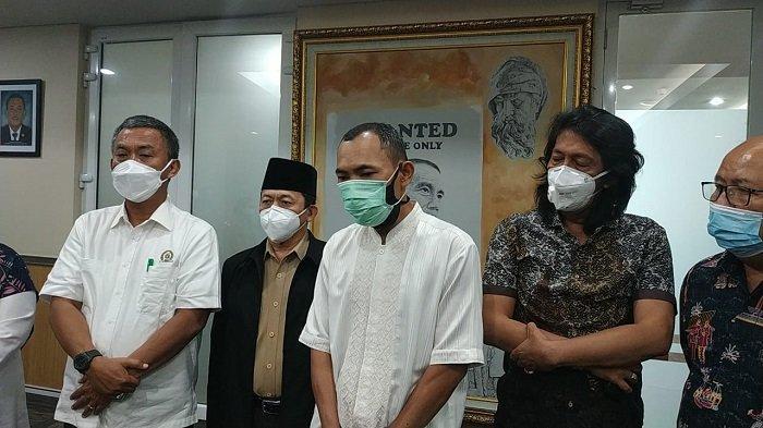 Ketua DPRD DKI Prasetyo Edi Marsudi Didatangi Sukirno Pembuat Soal Anies Baswedan
