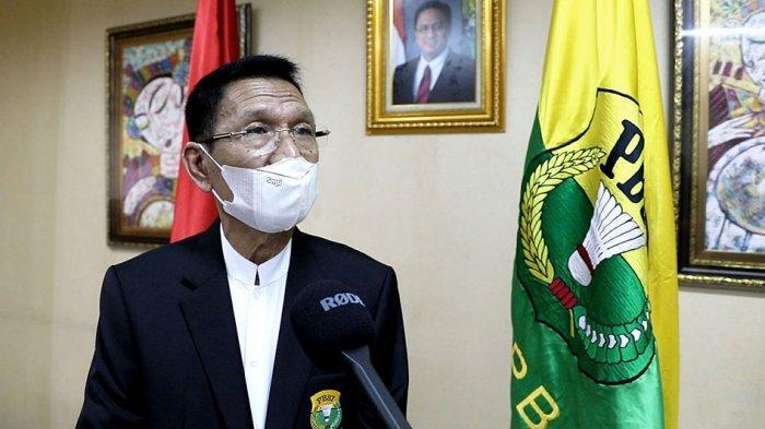 Edi Sukarno Wakil Sekjen PP PBSI Usul Semua Atlet yang Berada di Pelatnas Diberi Vaksin Covid-19