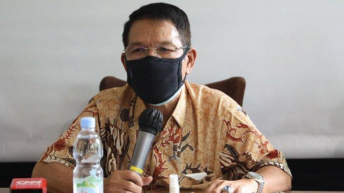 Edi Sukarno, Ketua Penjaringan Calon Ketum PP PBSI 2020-2024 di Munas PP PBSI