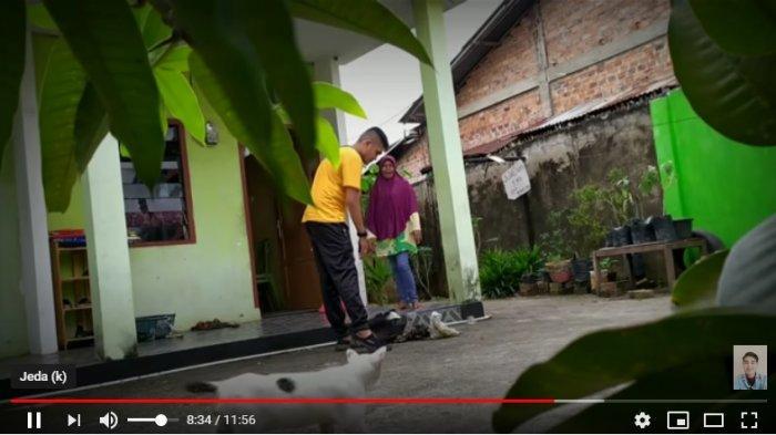 Prank Paket Daging Kurban Isi Sampah Ternyata Cuma Settingan, Korban Ortu Sendiri, Edo Putra Dibekuk