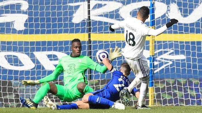 Hasil Liga Inggris Leeds United 0-0 Chelsea: Kedua Tim Gagal Realisasikan Ambisi Perbaiki Posisi