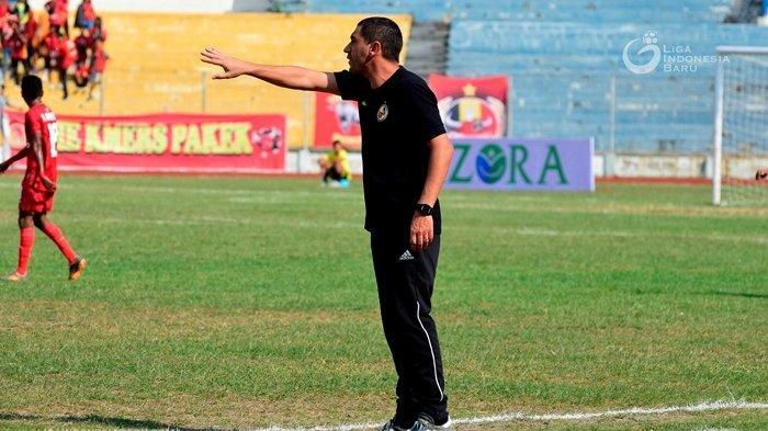 Bersiap Hadapi Liga 1 2021, Arema FC Tunjuk Eduardo Fillipe Arroja Almeida Sebagai Pelatih Anyar