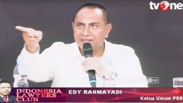Karni Ilyas Bengong Dengar Analisa Edy Rahmayadi Penyebab Suporter Berkelahi