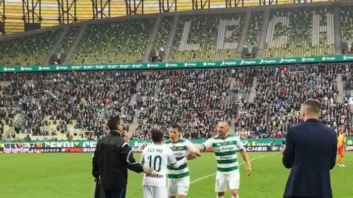 Egy Maulana Vikri Dipastikan Tampil di Liga Europa Saat Lechia Gdansk Hadapi Brondby Sabtu (27/7)