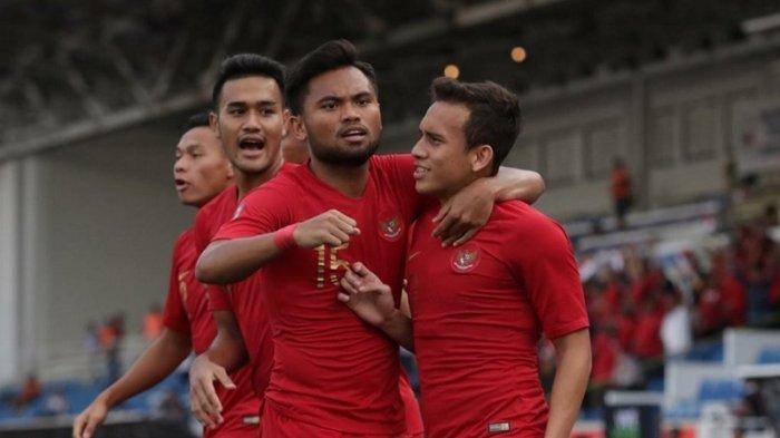 LIVE STREAMING Indonesia vs Myanmar: Tim Lawan Samakan Kedudukan Jadi 2-2