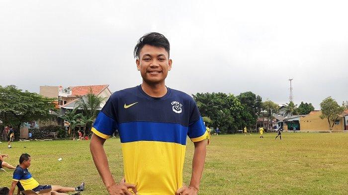 Mantan pemian Cilegon United Eka Dwi Susanto Optimistis Raffi Ahmad Bawa RANS Cilegon FC Lebih Baik