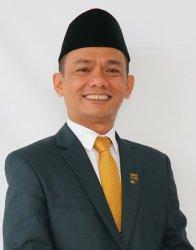 Wakil Ketua DPRD Kota Bogor, Eka Wardhana, SIP.