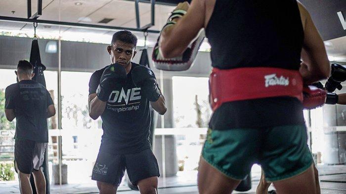 Eko mendapatkan banyak kemajuan baik fisik, teknik dan mental bertanding sejak bergabung di Evolve MMA dan tinggal di Singapura untuk mengejar kariernya di ONE Championship