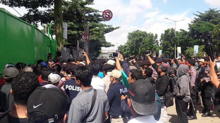 Eksekusi Lahan di Pulogadung Sempat Ricuh, Arus Lalu Lintas Tersendat