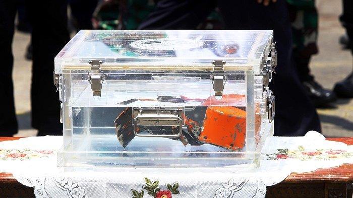 UPDATE Investigasi Kecelakaan Sriwijaya Air SJ182, KNKT Temukan Problem pada Pengatur Tenaga Mesin