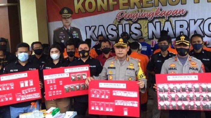 Pandemi Covid-19 Tak Kurangi Pengedar Narkoba di Kota Bogor, Inilah Profesi Pengedar Narkoba