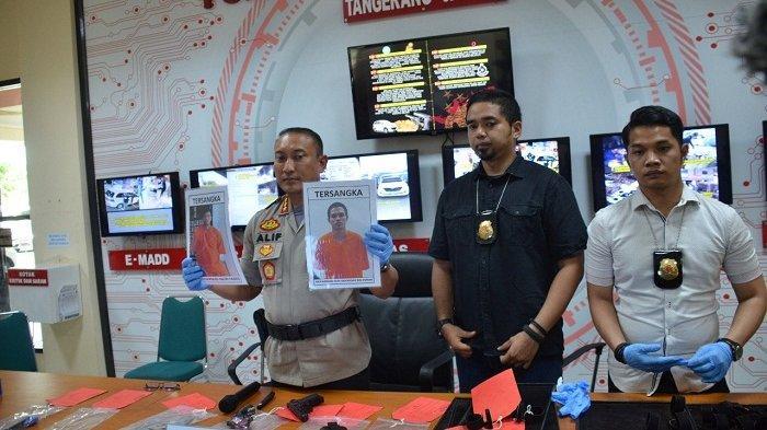 BREAKING NEWS: Dua Perampok Toko Emas di Balaraja Tangerang Warga Malaysia