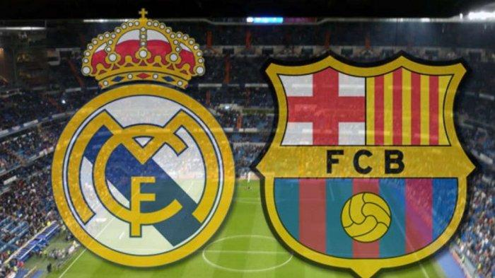 Live Streaming SCTV Real Madrid Vs Barcelona di Liga Spanyol Pekan 26, El Clasico Keempat