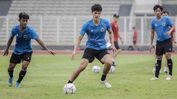 Elkan Baggott Hanya Sebentar Memperkuat Timnas U-19 Indonesia, Dipinjamkan Ipswich Town Sepekan