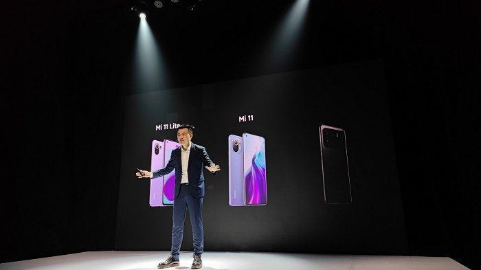 Demi Lengkapi Mi Series, Xiaomi Luncurkan Mi 11 Lite dan Mi 11 Ultra Sekaligus Smartwatch Mi Band 6